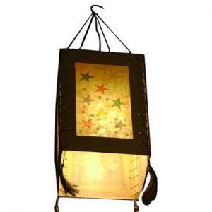 handmade paper lamps