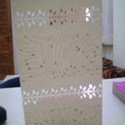 handmade Cut Work paper